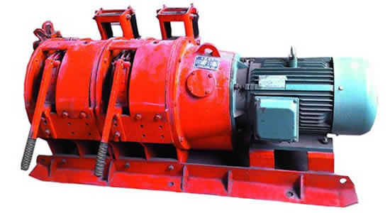 JH Series Prop Drawing Winch
