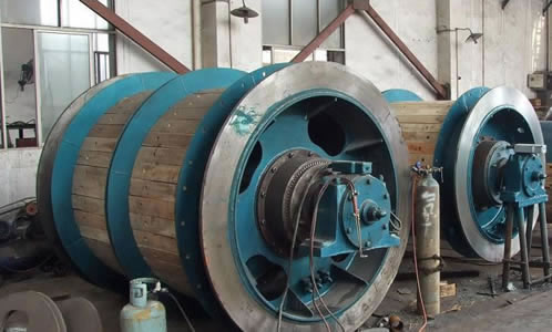 JTP Series Mine Winch